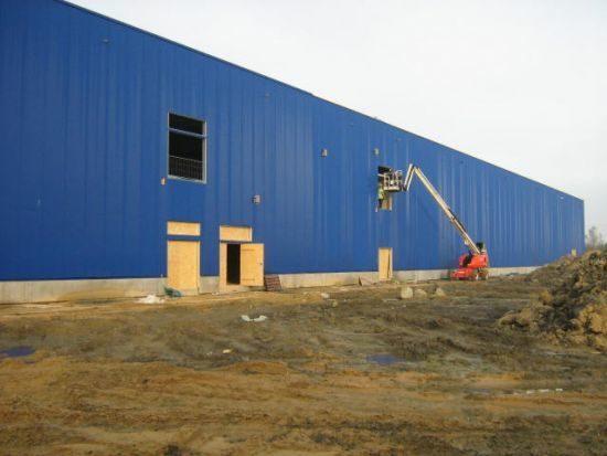 Gewerbebau Bürogebäude Tt Bau